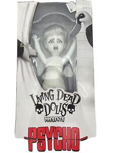 "LIVING DEAD DOLLS Presents ""Psycho "" Marion Crane Shower Scene"
