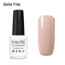 BELLE FILLE DIY Pink Series Nail Gel Polish Soak-off UV/LED Art Color#P8