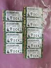 Lot of 9 Union Memory 32GB Laptop SSD Solid State Drive SSD0N85564 00XK759 picture