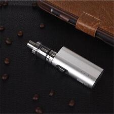 2200mAh-Electronic Small Hookah Rechargeable TLS 50W Kit Vape 50W Box (Silver)
