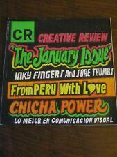CREATIVE REVIEW - JAN 2010 - VINCENT MORISSET / TEENAGE ENGINEERING