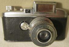 1940-42 Argus CC Viewfinder 35mm Film Camera w/ f4 Lens & Exposure Meter