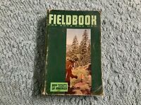 Boy Scouts of America Field Book for Boys and Men 1970 printing