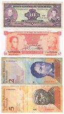 4 BILJETTEN VENUZUELA