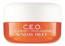 Sunday Riley C.E.O. Vitamin C Rich Hydration Cream 15 g. Facial Moisturizer