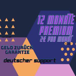 Spotify Premium 12 Monate | DE Support | Garantie