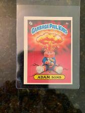 1985 Topps Garbage Pail Kids #8B BLASTED BILLY................NM-MT