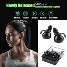 Mini True Syllable D900 Wireless Bluetooth Stereo Headset  Headphones Earphones