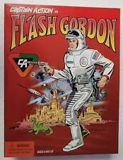 CAPTAIN ACTION AS FLASH GORDON 12 INCH ACTION FIGURE AND UNIFORM & EQUIPMENT