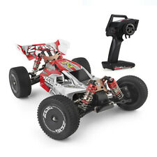 Wltoys XKS 144001 RC Car 60km/H High Speed 1/14 2.4GHz Off-Road Drift Toy C9P0