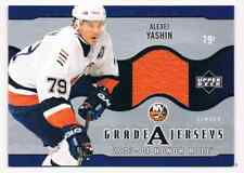 2003-04 HONOR ROLL GRADE A JERSEY ALEXEI YASHIN JERSEY 1 COLOR NEW YORK