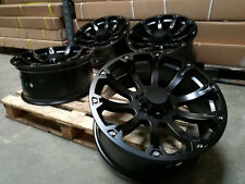 """17"""" LKW BLADE ALLOY WHEELS FITS FORD RANGER & TOYOTA HILUX  6x139"""