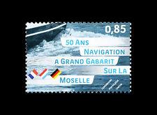 Luxemburg 2014  50jr Navigatie Moselle   POSTFRIS/MNH