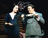 Bebe Neuwirth Addams Family Morticia Addams SIGNED 8x10 Photo COA
