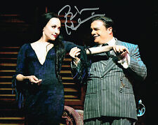 Bebe Neuwirth Addams Family Morticia Addams SIGNED 8x10 Photo COA