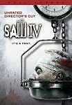Saw IV(DVD,2007) Unrated Full Screen Edition Tobin Bell, Scott Patterson