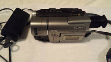 Sony Handycam CCD-TRV57 8mm Analog Camcorder Video Transfer