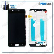 ECRAN LCD VITRE TACTILE + FRAME pour ASUS ZENFONE 4  MAX ZC520KL X00HD NOIR