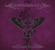 Worlds Collide (Deluxe Edition) von Apocalyptica   CD   Zustand akzeptabel