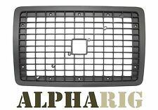 NEW - OE Replacement Grille for Volvo VN (2004+)- Black  Without  Bug screen
