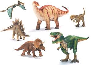 Dinosaur Figures Schleich World of History- T REX Allosaurus Multi Discount NEW