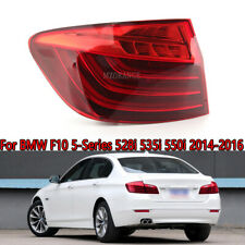 Left Outer Tail Light Rear Driver For BMW F10 5-Series 528i 535i 550i 2014-2016