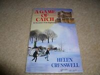 childrens book - A game of catch (Helen Cresswell)