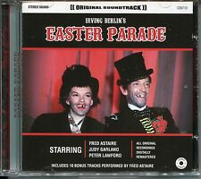 IRVIN BERLIN'S EASTER PARADE CD STARRING JUDY GARLAND & FRED ASTAIRE