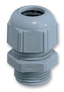 LAPP - 53015020 - CABLE GLAND, PA, 10MM, PG11, GREY, Qty.1