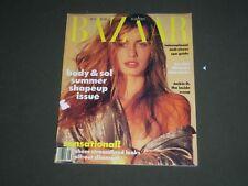 1989 MAY HARPER'S BAZAAR MAGAZINE - JULIE ANDERSON COVER - SP 4515