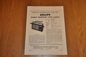 Philips L2G37T L2G50T Portable Radio Workshop Service Manual