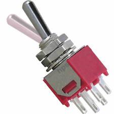 5 St. Kippschalter SUB Miniatur EIN-EIN (UM) hochwertige Salecom Industriequali