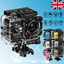 SJ9000 Ultra HD Waterproof Sport Action Camera Camcorder DVR Dive Water-ski Swim