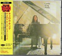 Carole King Music JAPAN CD with OBI ESCA7649