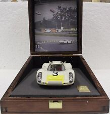 SRC 00110 PORSCHE 907L LIMITED EDITION WOOD DISPLAY 1/32 SLOT CAR