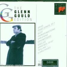 Glenn Gould Edition - Grieg: Sonata Op.7; Bizet: Premier Nocturne; Sibelius - CD
