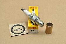NGK Spark Plug Honda SL350 MR250 MT250 CR450 CL450 CL350 CB500 CB450 CB350 Qty 1