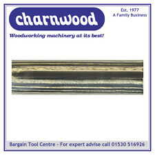 CHARNWOOD Woodturning CW05 Wooden Pen Blanks Silver Grey