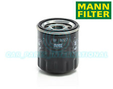 Mann Hummel OE Quality Replacement Part Engine Oil Filter 8027