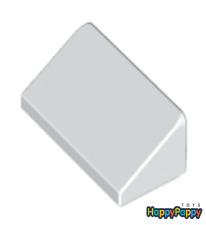 Lego 10x Dach Schräg Stein 30 1 x 2 x 2/3 Weiß White Slope 85984 Neuware New