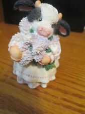 "Mary's Moo Moos ""The Coming Of Spring Brings Udder Joy"" Figurine #104876"
