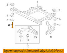 GM OEM Front Suspension-Lower Insulator Bolt 10410940