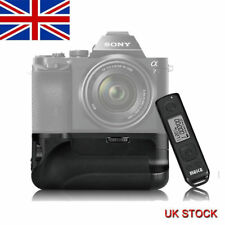 UK! Meike MK-AR7 Built-in 2.4g Wireless Control Battery Grip for Sony A7 A7r A7s