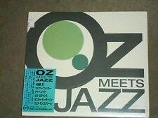 Oz Meets Jazz Japan CD sealed Chick Corea Michael Brecker Bill Evans Jobim