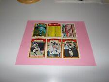 41-Card Lot of 1972 Topps Baseball(Billy Martin/Pittsburgh Pirates/N.Y. Yankees)