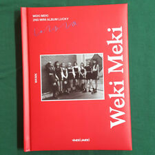 [Pre-Owned/No Photocard] Weki Meki 2nd Mini Album Lucky Weki ver - CD/ Booklet