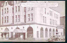 pc11088 postcard Baltimore Maryland Walker Hasslinger Restaurant MOBSC