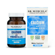 Calcium with Vitamins D3 & K2 - 90 Day Supply