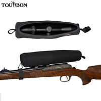 Tourbon Rifle Scope Cover Gun Optics Telescope Protector Adjustable Anti-Dust