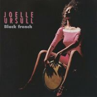 Joëlle Ursull CD Black French - France (VG+/EX)
